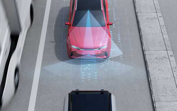 Pre-Collision and Forward Collision Warning System