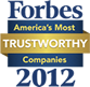 Mercury named one of America's most trustworthy companies.